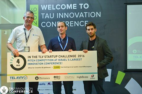 News – TAU innovation conference 4th prize