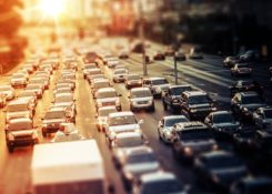 Unplanned traffic changes:  Its impact and scheduling solutions