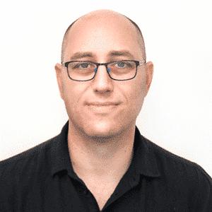 Naor Rosenberg, VP R&D