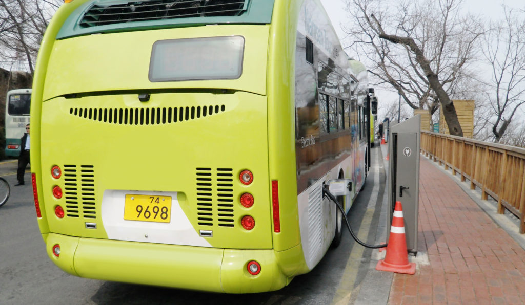 Electric Buses Change Scheduling