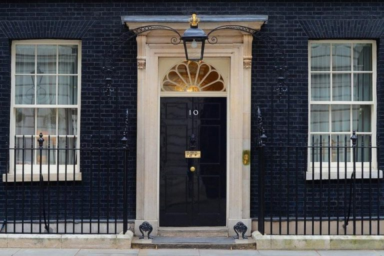 10 Downing St.