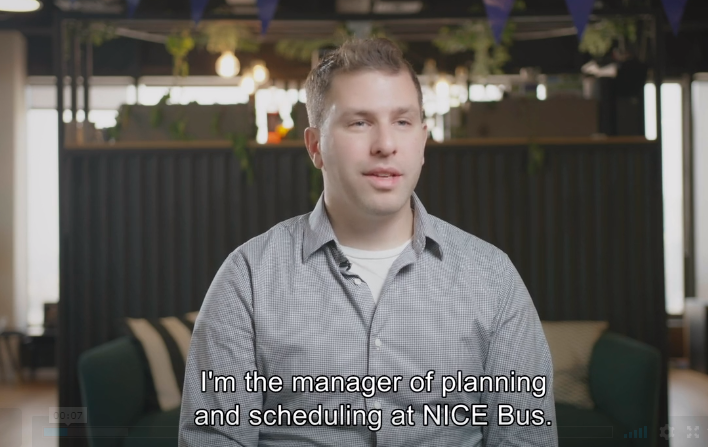 NICE video case study