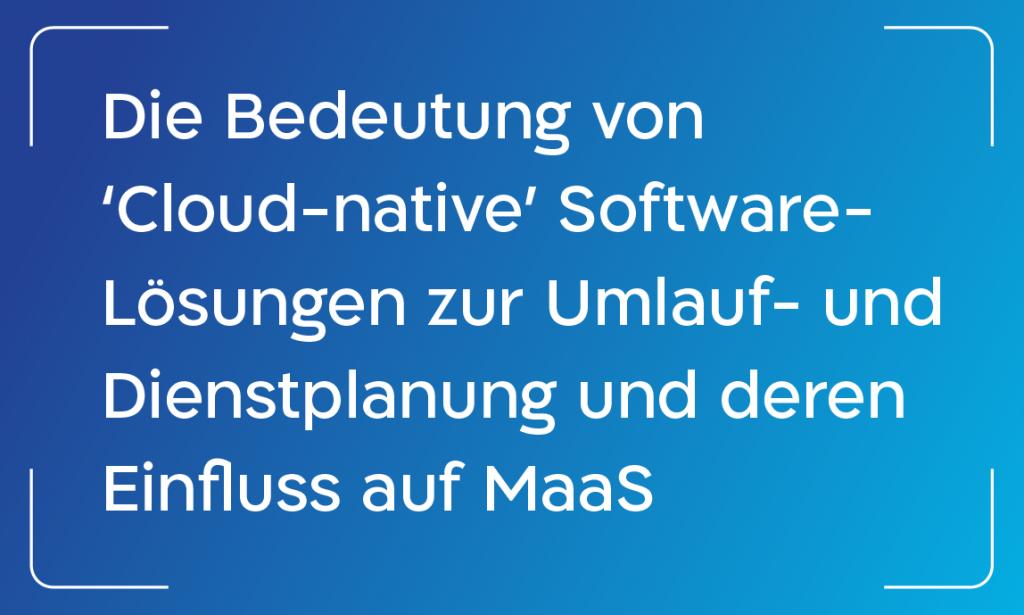German Webinar Cloudnative