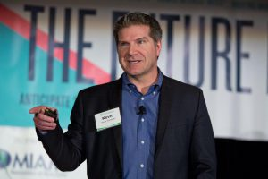 Kevin Foreman, Optibus general manager for North America