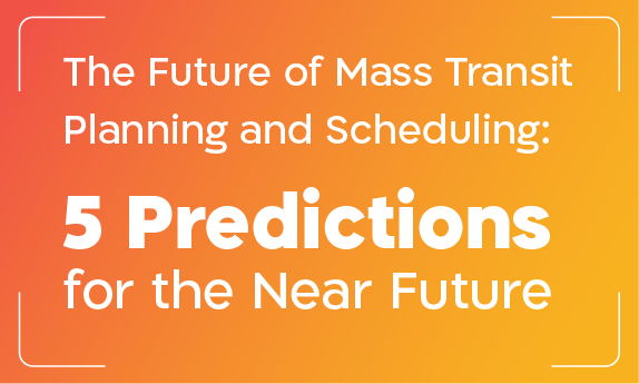 Webinar the future of mass transit