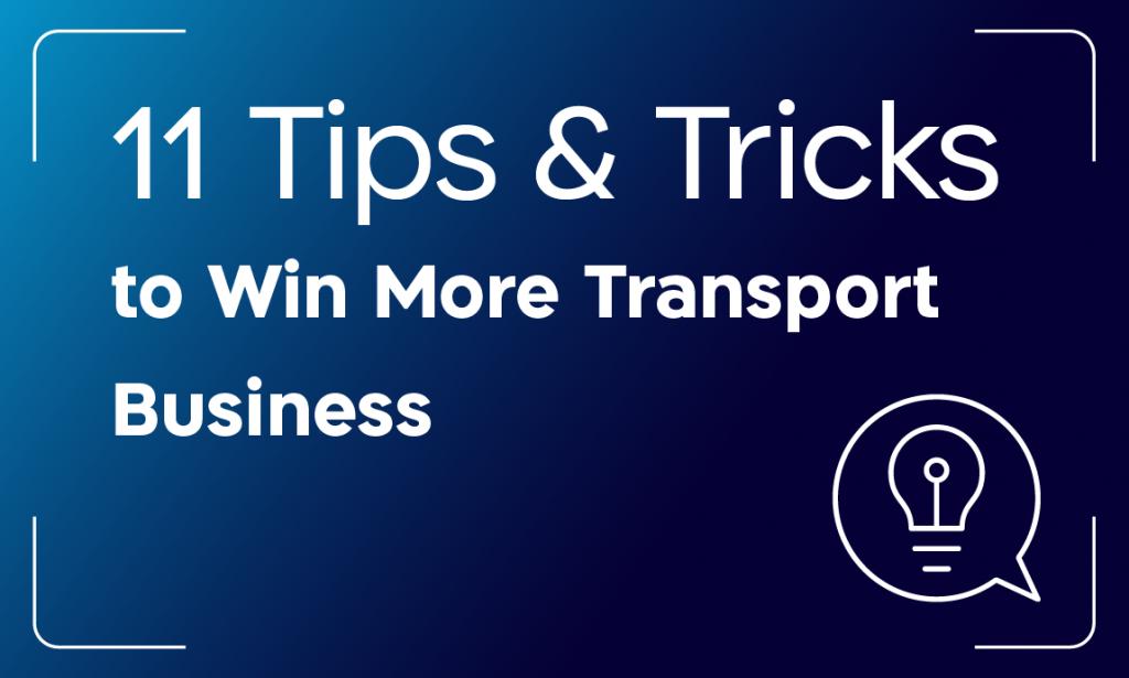 tendering tips banner