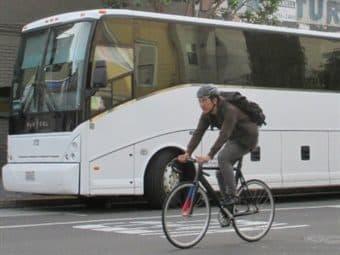 Commute shuttle