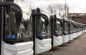 EV buses